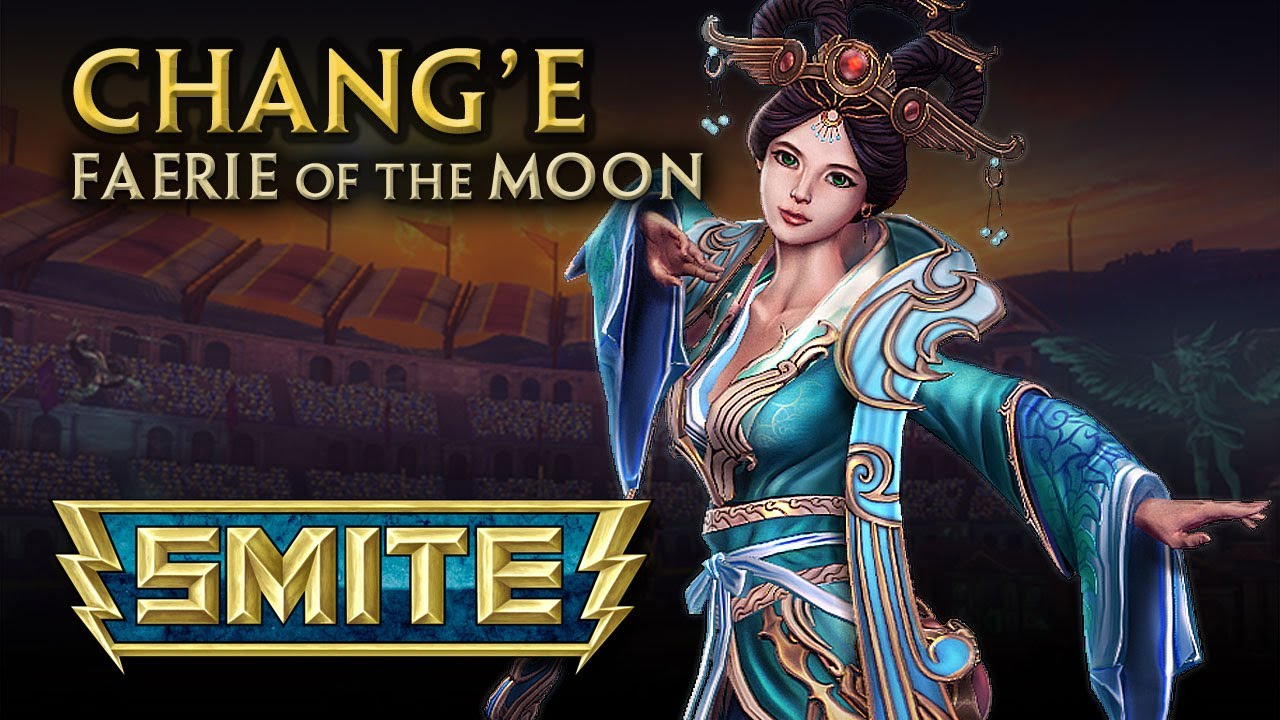Smite – God Reveal de Chang'e, Faerie of the Moon