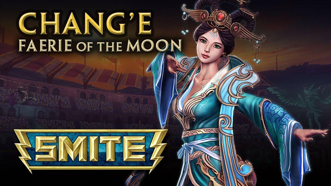 Smite – God Reveal de Chang'e, Faerie of the Moon