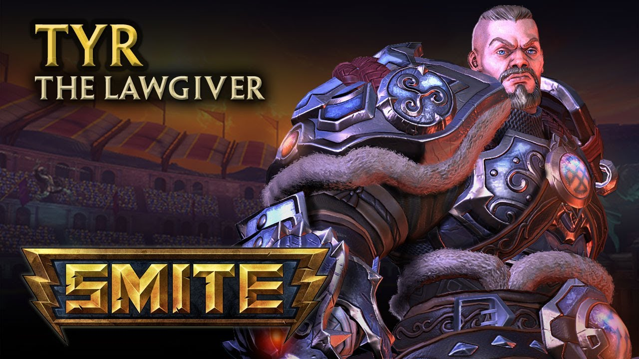 Smite – God Reveal sur Tyr, The Lawgiver