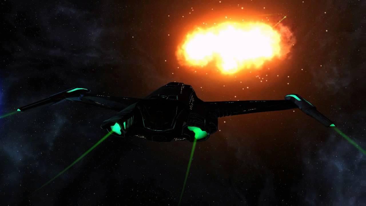 STO – Nouveaux vaisseaux Romuliens