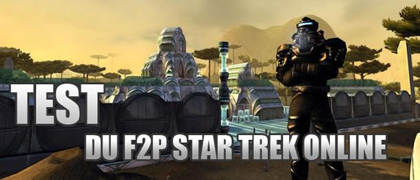 Test de Star Trek Online