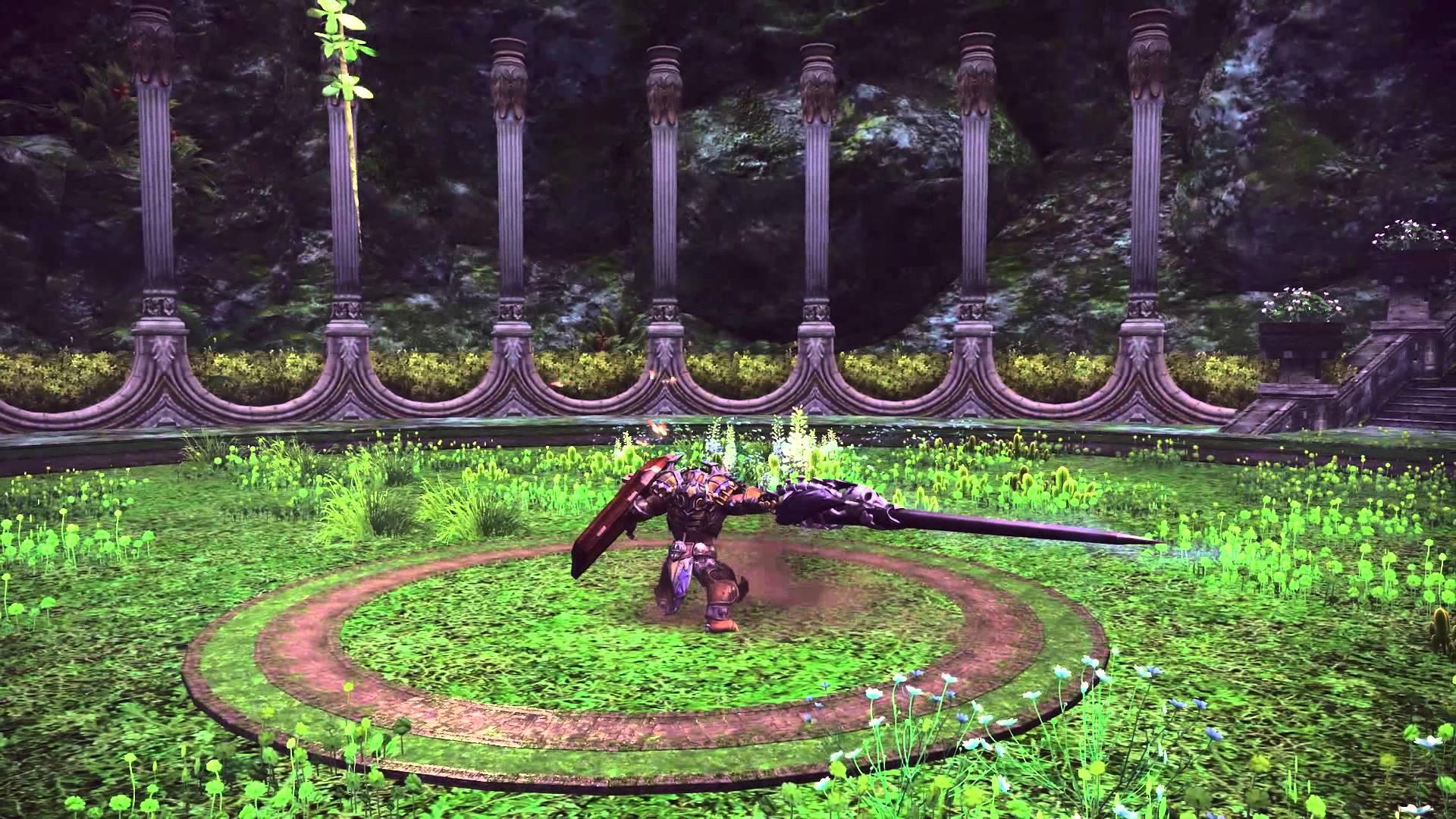 Tera – Les apparences d'armes grotesques