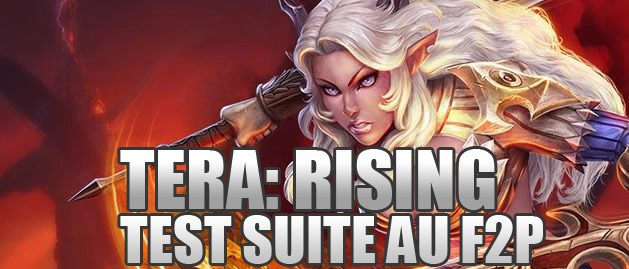 Test de TERA Rising