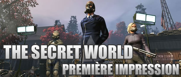 Première impression sur The Secret World