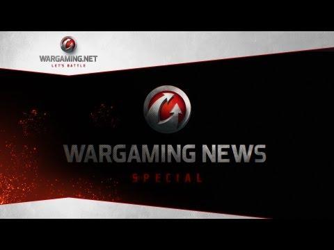 World of Tanks – Wargaming unifie les comptes premium pour ses trois jeux