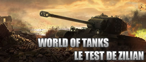Test de World of Tanks