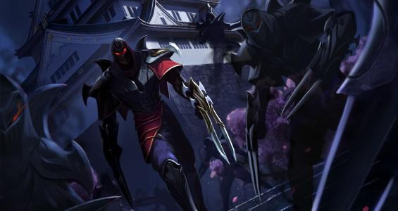 Prochain Champion de LoL: Zed, Maître des Ombres